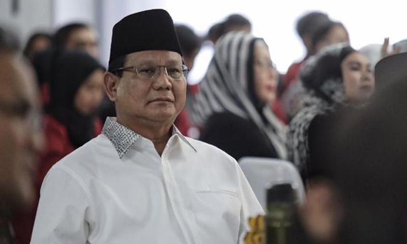 Prabowo Subiato