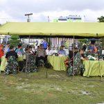 Goes Santai Serentak, Wujudkan Persatuan dan Kesatuan TNI – Polri dan Masyarakat di Perbatasan