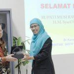 Lanjutkan Program Beasiswa, Rektor Unisa Jogja Kunjungi Muratara