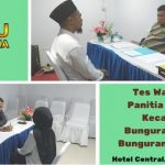 KPU Natuna Umumkan Calon Anggota PPK yang Lulus Tes Wawancara