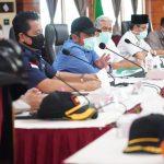 Herman Deru Puji Petani Banyuasin Behasil Surplus Beras di Masa Pandemi Covid 19