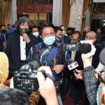 Gandeng PWI, HD Optimistis Sumsel Segera Bangkit dari Hantaman Pandemi