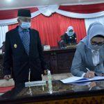Wagub Apresiasi Inisiatif DPRD Sumsel Bahas Raperda Disiplin Protokol Kesehatan